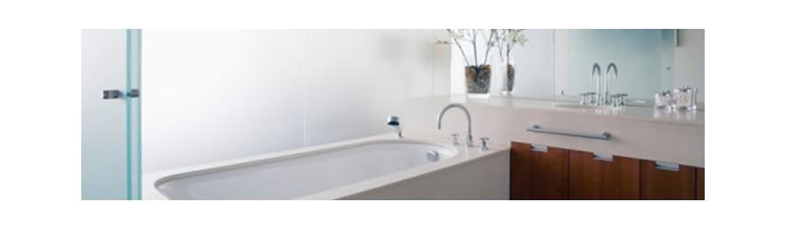 Filtre eau adoucie pour salle de bain et filtre eau douche AquaShower et Aquasplash